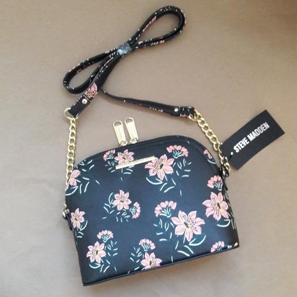 d1116123f29 Steve Madden Bags | Nwt Bmaggie Dome Crossbody Bag Purse | Poshmark